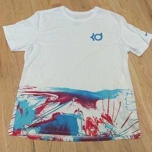 Nike Kevin Durant size XL Dri-Fit t-shirt